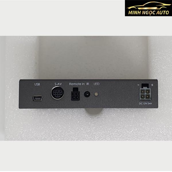 Bộ thu Tivi kỹ thuật số DVB - T cho Ôtô 6