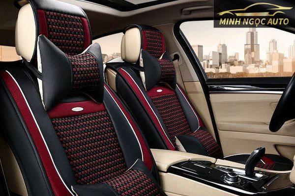 Bọc ghế da giúp ô tô sang trọng và bền đẹp hơn