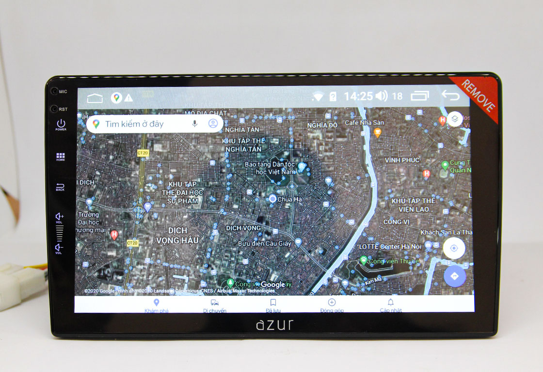 màn hình android 2