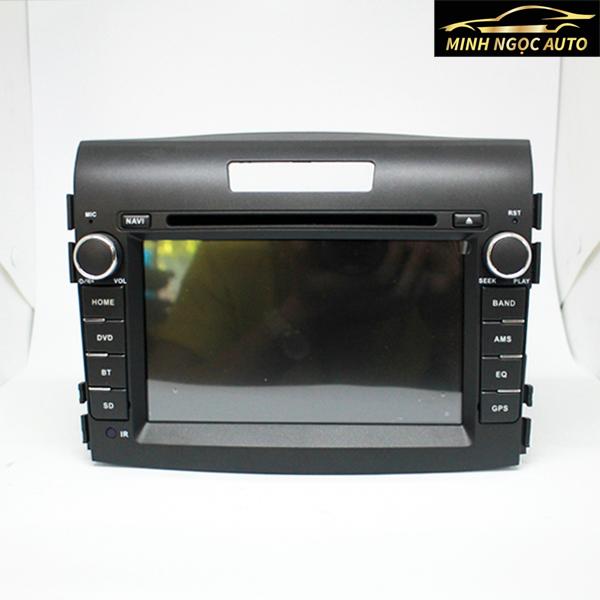 Màn hình DVD xe Honda CRV của Fujitsu