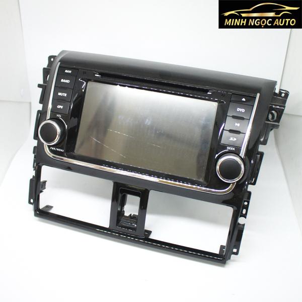 Màn hình DVD xe vios 7inch của Fujitsu 4