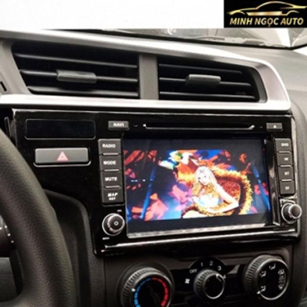 Màn hình DVD xe ô tô Honda Jazz