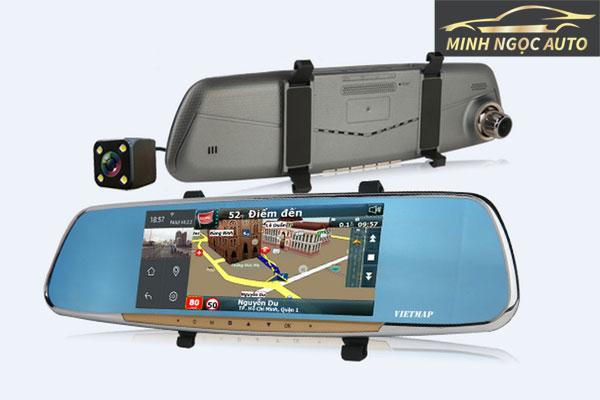 Đặc tính thông minh của màn hình gương ô tô