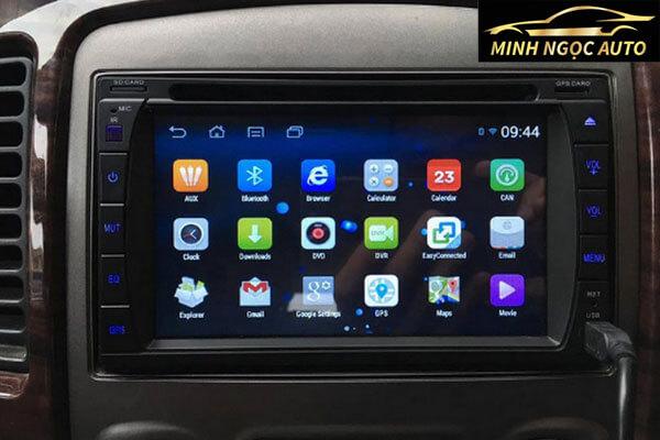 màn hình ô tô 3