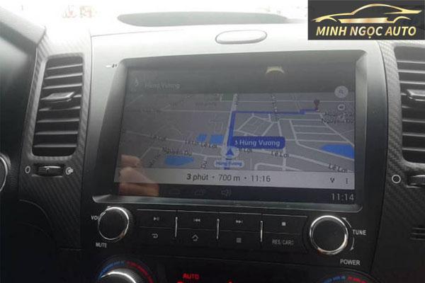phần mềm Vietmap cho ô tô