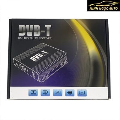 Bộ thu Tivi kỹ thuật số DVB - T cho Ôtô