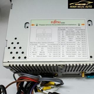 Màn hình DVD ô tô Toyota dùng chung của Fujitsu 6