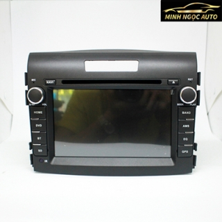 Màn hình DVD xe Honda CRV của Fujitsu 4
