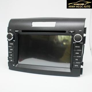 Màn hình DVD xe Honda CRV của Fujitsu 3