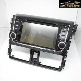 Màn hình DVD xe vios 7inch của Fujitsu  1