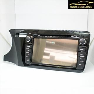 Màn hình DVD xe ô tô Honda City của Fujitsu 3