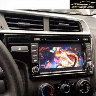Màn hình DVD xe ô tô Honda Jazz của Fujitsu