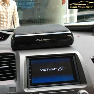 Màn hình DVD xe ô tô Ford Fiesta của Tapsonic