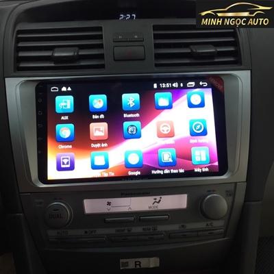 Màn hình Android Tapsonic cho xe Camry 2008-2012