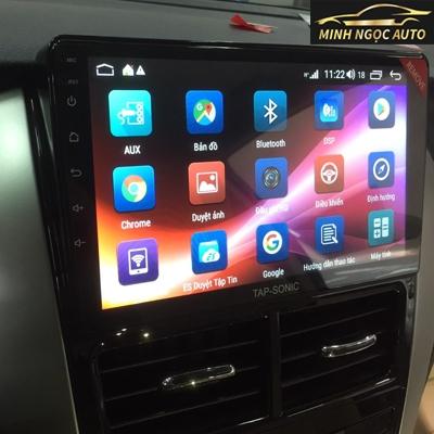 Màn hình Android Tapsonic cho xe Vios 2019 TD