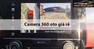 Camera 360 oto giá rẻ bạn nên chọn 2020