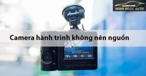 Camera hành trình không lên nguồn – 3 Lỗi thường gặp
