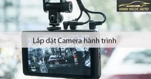 Hướng dẫn cài đặt camera hành trình cho tài xế MỚI