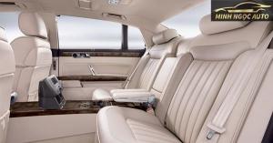 Kinh nghiệm bọc ghế da ô tô tránh phí tiền cho chủ xe