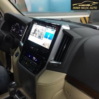 Màn hình Android Tapsonic cho xe Land Cruiser 2016