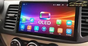 Tư vấn lựa chọn mà hình Android cho từng loại xe