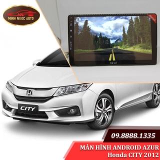 Màn hình Android Azur cho xe Honda CITY 2012