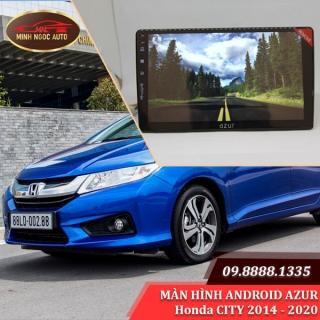 Màn hình Android Azur cho xe Honda CITY 2014 - 2020