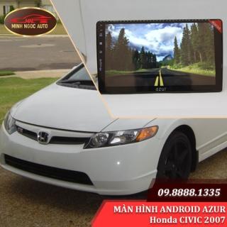 Màn hình Android Azur cho xe Honda CIVIC 2007