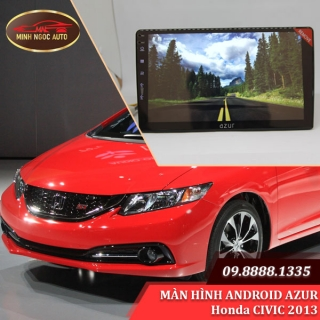 Màn hình Android Azur cho xe Honda CIVIC 2013
