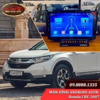Màn hình Android Azur cho xe Honda CRV 2007