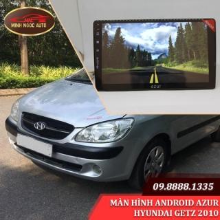 Màn hình Android Azur cho xe HYUNDAI GETZ 2010