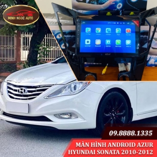 Màn hình Android Azur cho xe HYUNDAI SONATA 2010-2012