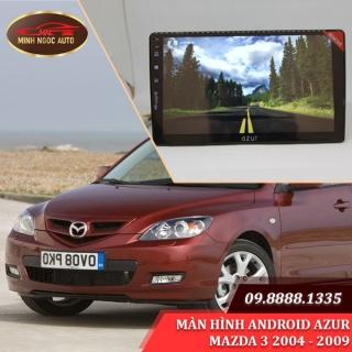 Màn hình Android Azur cho xe MAZDA 3 2004 - 2009