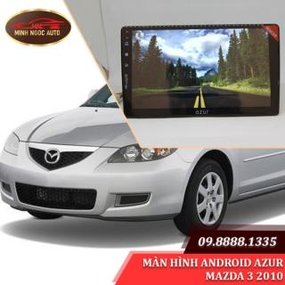 Màn hình Android Azur cho xe MAZDA 3 2010