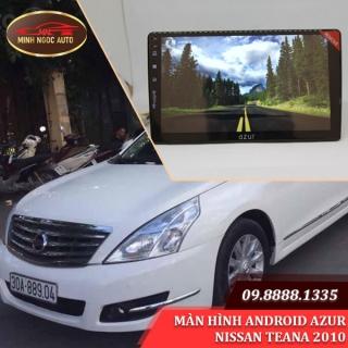 Màn hình Android Azur cho xe NISSAN TEANA 2010