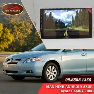 Màn hình Android Azur cho xe Toyota CAMRY 2008