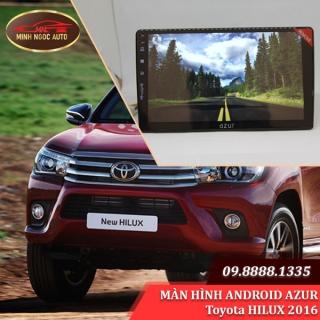 Màn hình Android Azur cho xe Toyota HILUX 2016