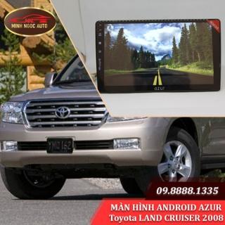 Màn hình Android Azur cho xe Toyota LAND CRUISER 2008