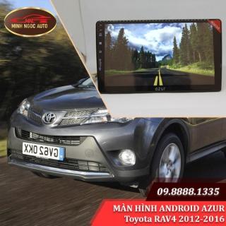 Màn hình Android Azur cho xe Toyota RAV4 2012-2016