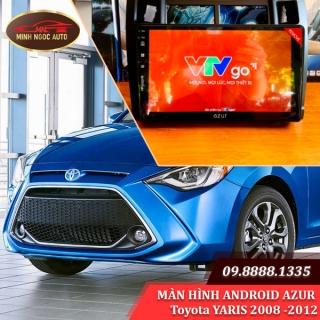 Màn hình Android Azur cho xe Toyota YARIS 2008 -2012
